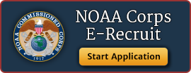 NOAA Corps E-Recruit. Start application.