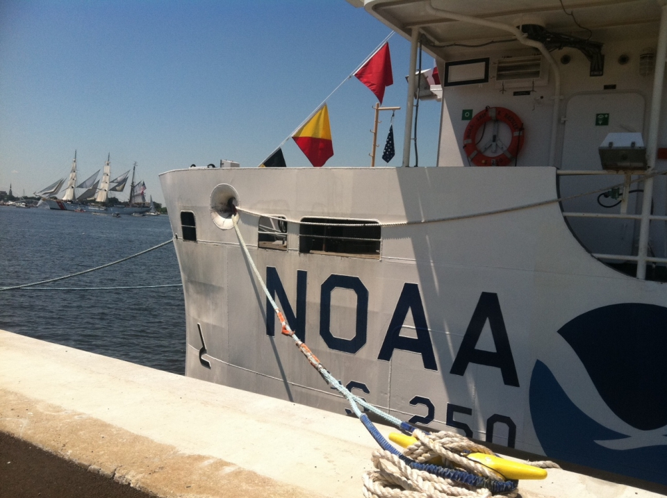 noaa ship ferdinand r hassler and uscg cutter eagle office of