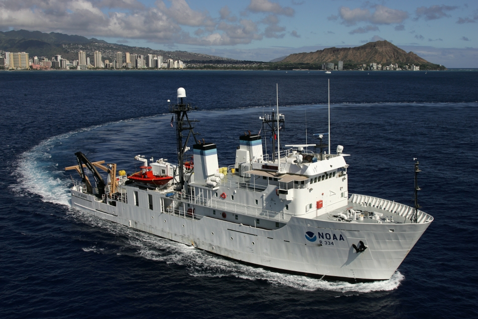 Image result for images of noaa ships